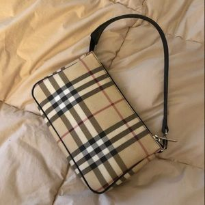 Burberry mini sling bag, discontinued style!